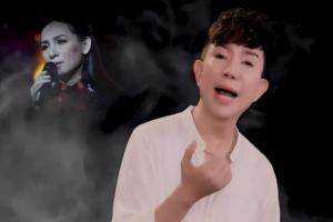 Long Nhật phản bác việc ra MV tưởng nhớ Phi Nhung để PR tên tuổi