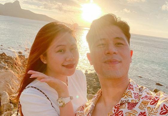 Đi du lịch cùng Đình Trọng, Trang Heo 'thả thính': 'Yêu ai yêu hẳn 1 người'