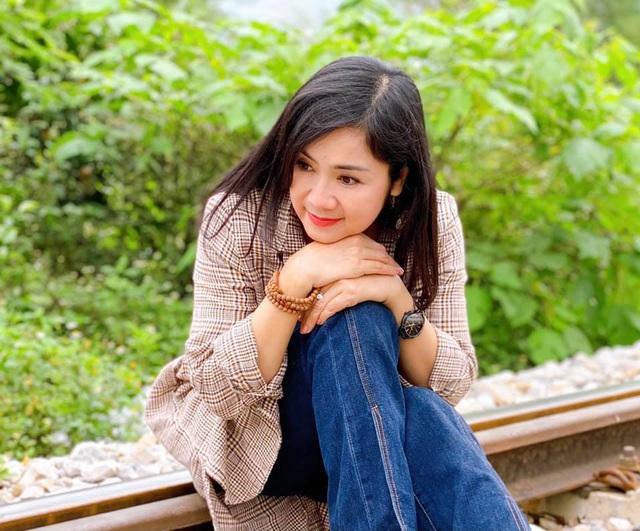 NSND Thu Hà: Tôi và Việt Trinh chưa bao giờ đụng nhau trong phim