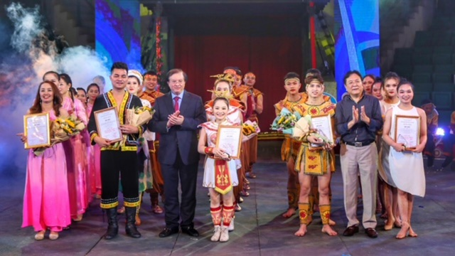 Sắc sen giành giải Nhất cuộc thi Tài năng Xiếc toàn quốc 2021