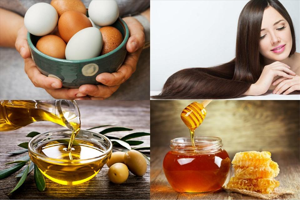 Để tóc dài hơn, khỏe hơn bằng trứng sống