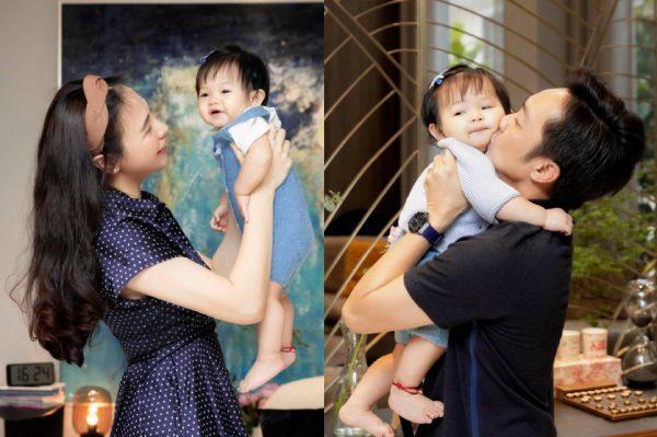 Cường Đô La khoe khoảnh khắc gia đình nhà 4 người hạnh phúc, hai nhóc tỳ gây chú ý