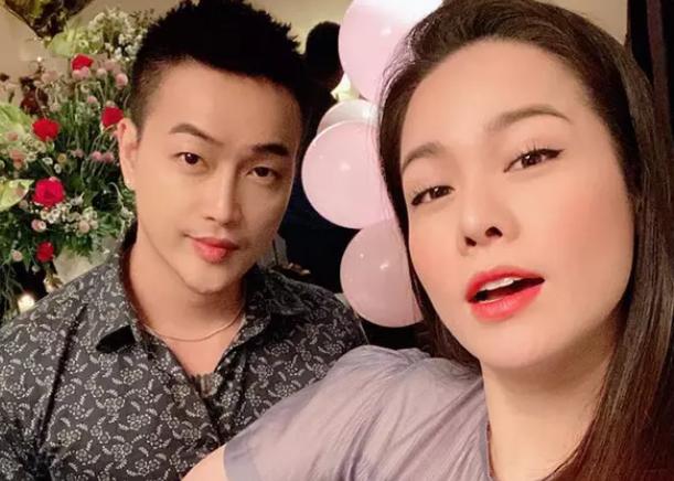 TiTi khoe ảnh đôi dễ thương mừng sinh nhật Nhật Kim Anh